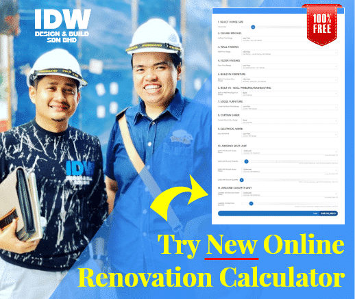Renovation Budget Calculator